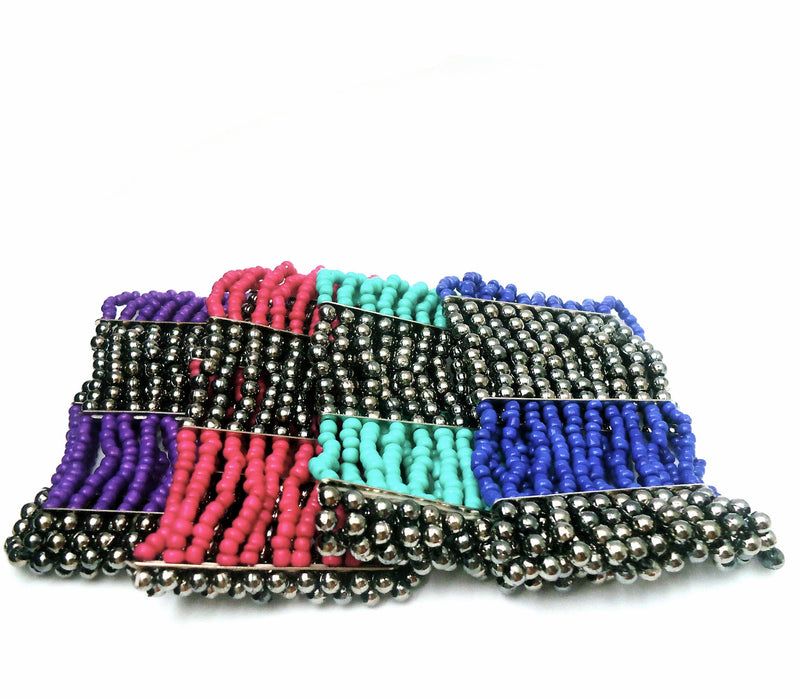 Stretch Beaded Bracelets