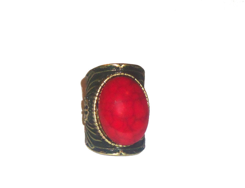 S Warrior Ring