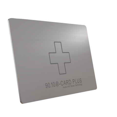 "Image of CARD PLUS PAN120I Frequenz ""Urlaub"""
