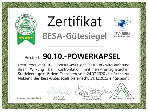 "Image of 90.10.-CARD PLUS SLE024E Frequenz ""Gesunder Schlaf"""