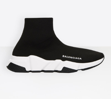 "Men ""Epic"" Balenciaga Speed Trainer - Shoe Harbor"