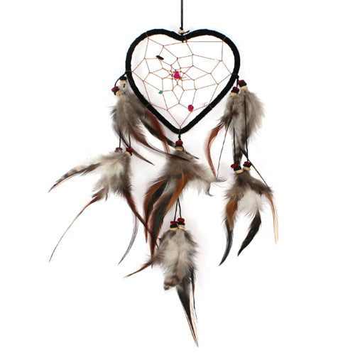 Heart Shaped Dreamcatcher