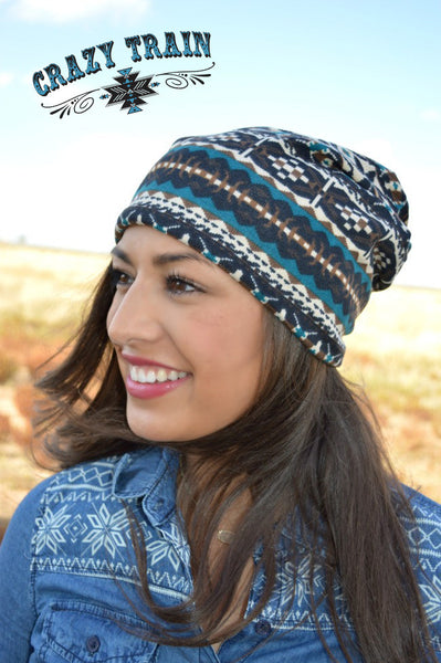 Crazy Train Double Trouble Head Scarf Hat