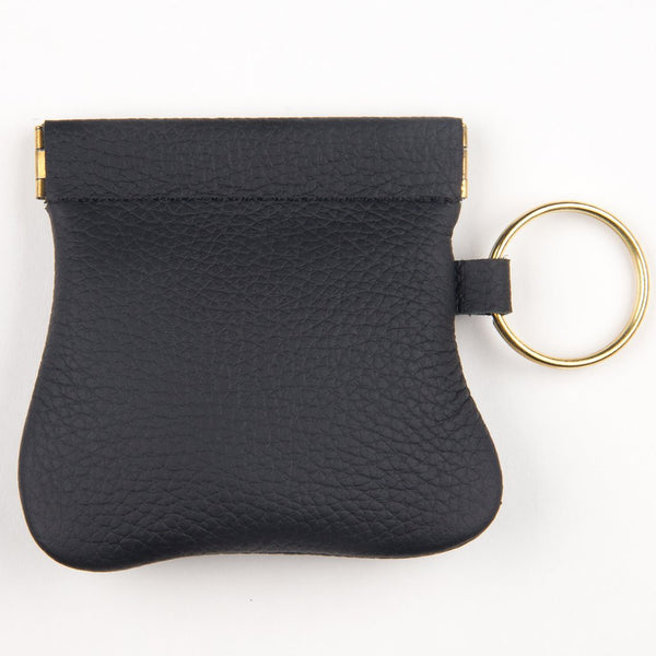 Leather Squeeze Change/Coin Purse