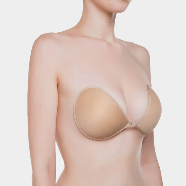 Strapless Backless Adhesive Silicone Bra
