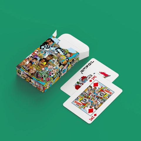 Seasonal Affective Disorder Playing Cards