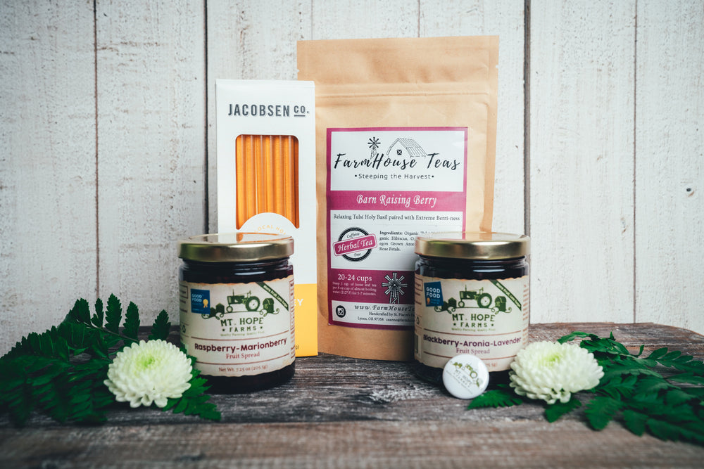 Oregon Berry Tea Gift Box