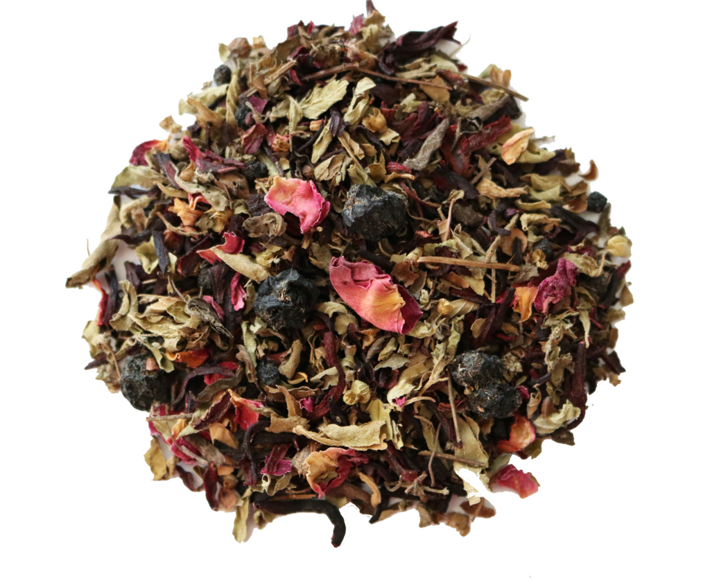 Barn Raising Berry Loose Leaf Tea