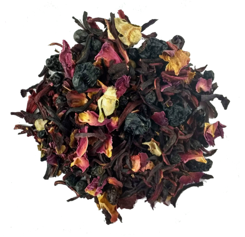 Rose Berry- Kombucha Flavoring with Aronia Berry
