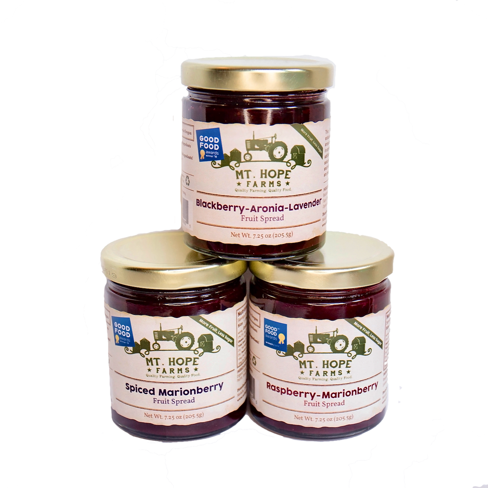 Marionberry, Good Food Awards, Oregon Marionberries, Raspberry, Aronia