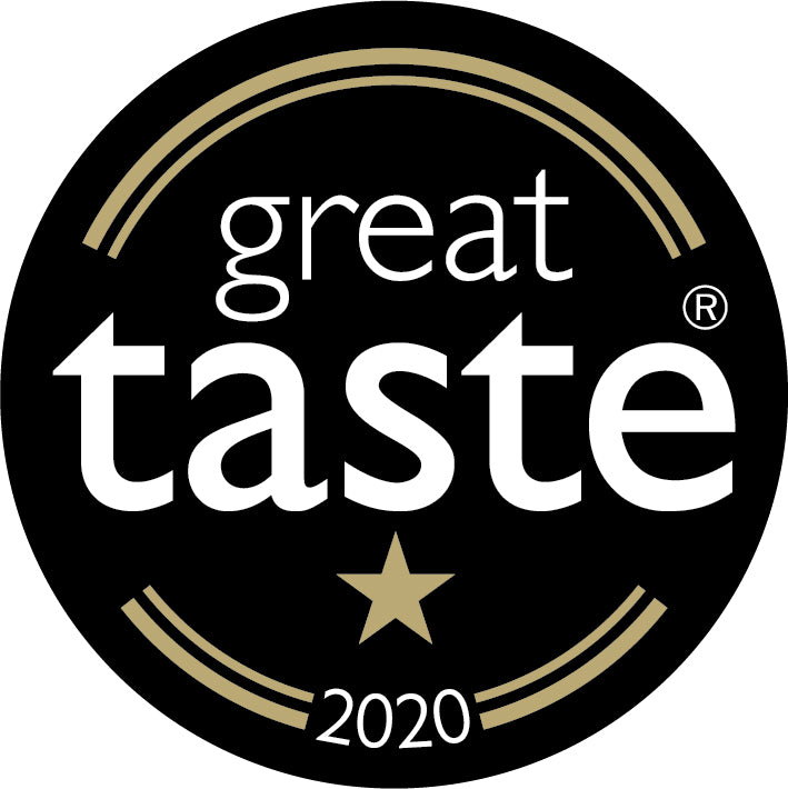 Great Taste Award, Great Taste Award 2020, Aronia, Haskap, Honeyberry, Superberry, Aronia Berry
