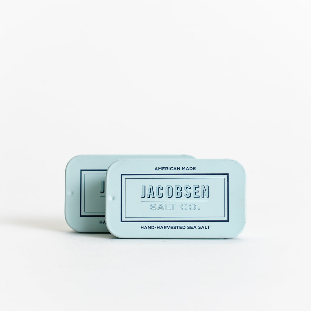 Jacobsen Sea Salt, Jacobsen Salt Company, Oregon Sea Salt, Oregon Coast, Cooking with sea salt