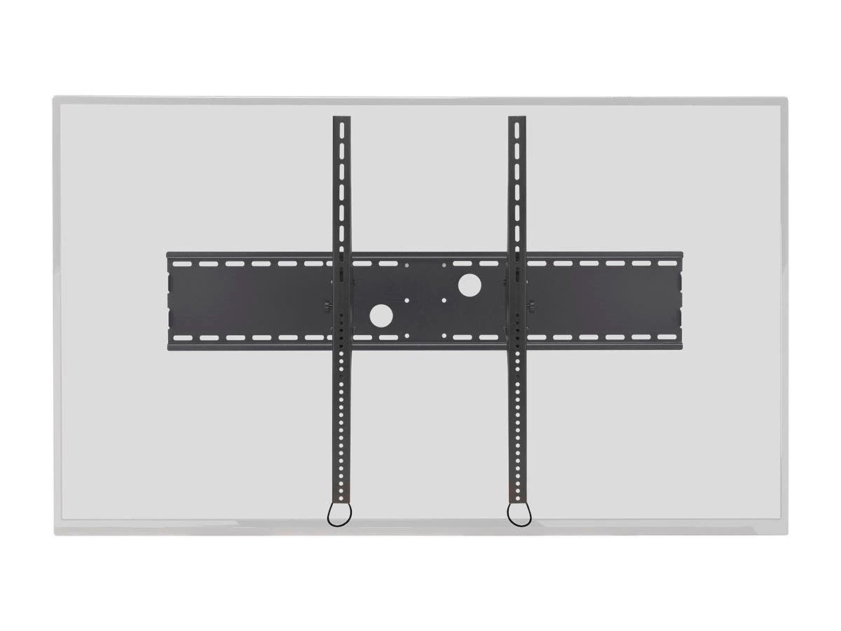 Extra Wide Tilt TV Wall Mount Bracket for TVs 60in to 100in  Max Weight 220 lbs.  VESA Patterns Up to 1000x800  Works with Concrete & Brick  UL Certified by Monoprice