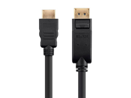 Monoprice Select Series DisplayPort 1.2a to HDTV Cable