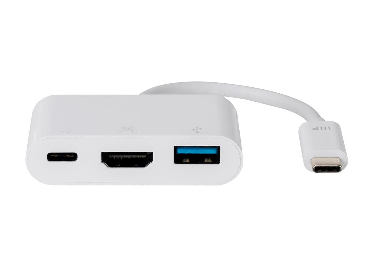 Monoprice Select Series USB-C HDMI Multiport Adapter