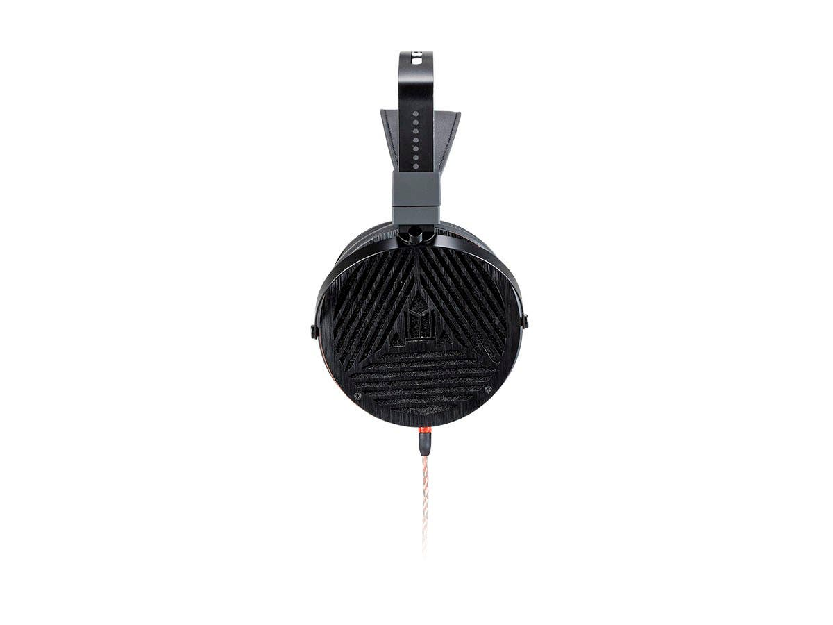 Monolith M1060 Over Ear Planar Magnetic Headphones - Black/Wood With 106mm Driver, Open Back Design, Comfort Ear Pads For Studio/Professional by Monoprice