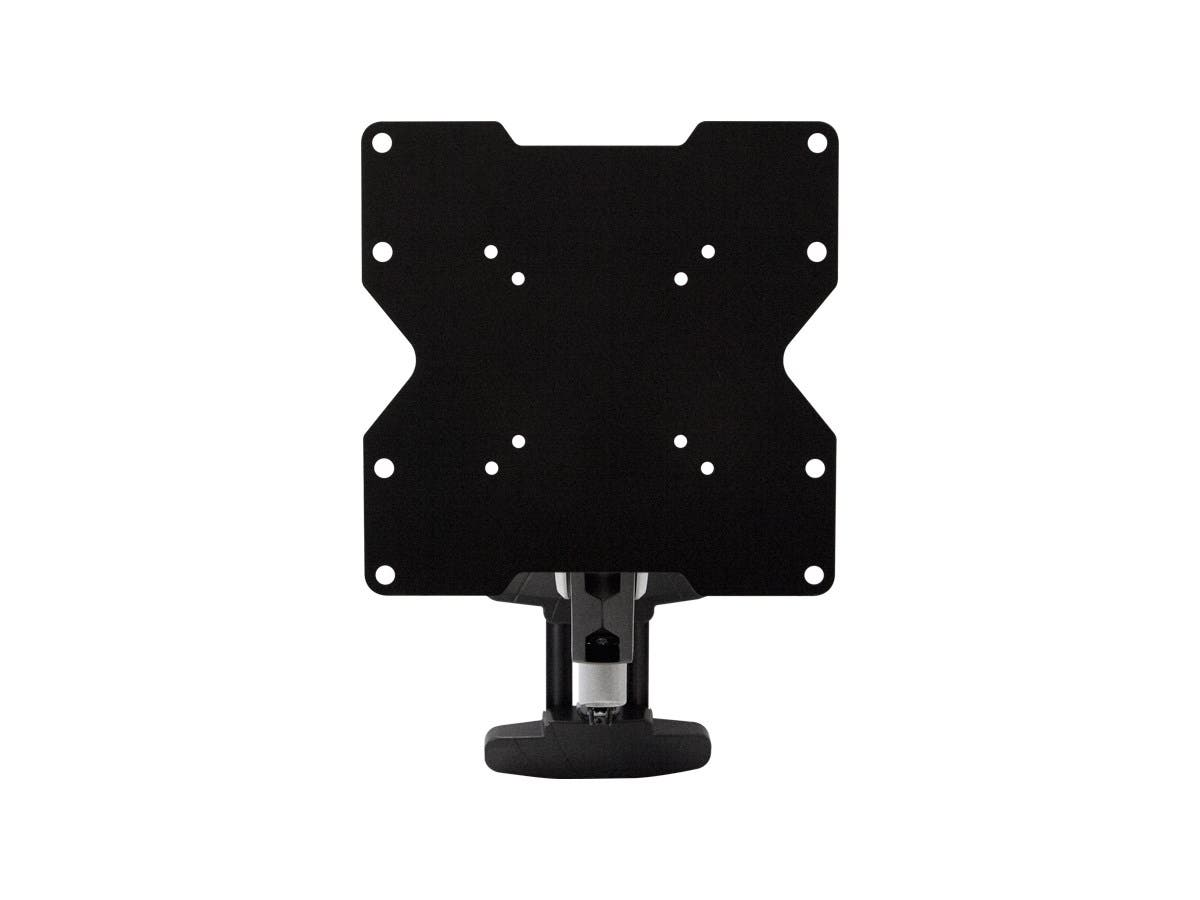 Smooth Series Full-Motion Articulating TV Wall Mount Bracket For TVs up to 42in  Max Weight 44lbs  Extension Range of 2.3in to 23.4in  VESA Patterns Up to 200x200  Rotating by Monoprice