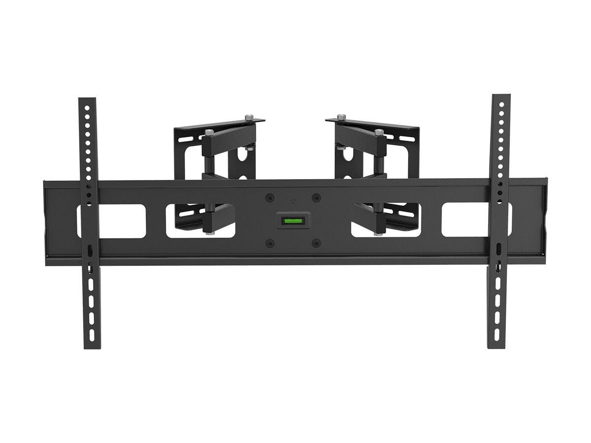 Cornerstone Series Full-Motion Articulating TV Wall Mount Bracket For TVs 93cm to 132cm Max Weight 59 kg, VESA Patterns Up to 800x400 by Monoprice