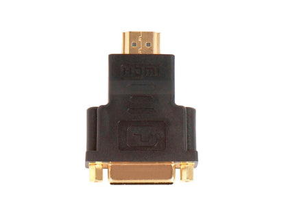 Monoprice HDMI Male to DVI-D Single Link Female Adapter, Compatible to Computer's Video Card, DVD Player, Blu-Ray Disc Player Main Image