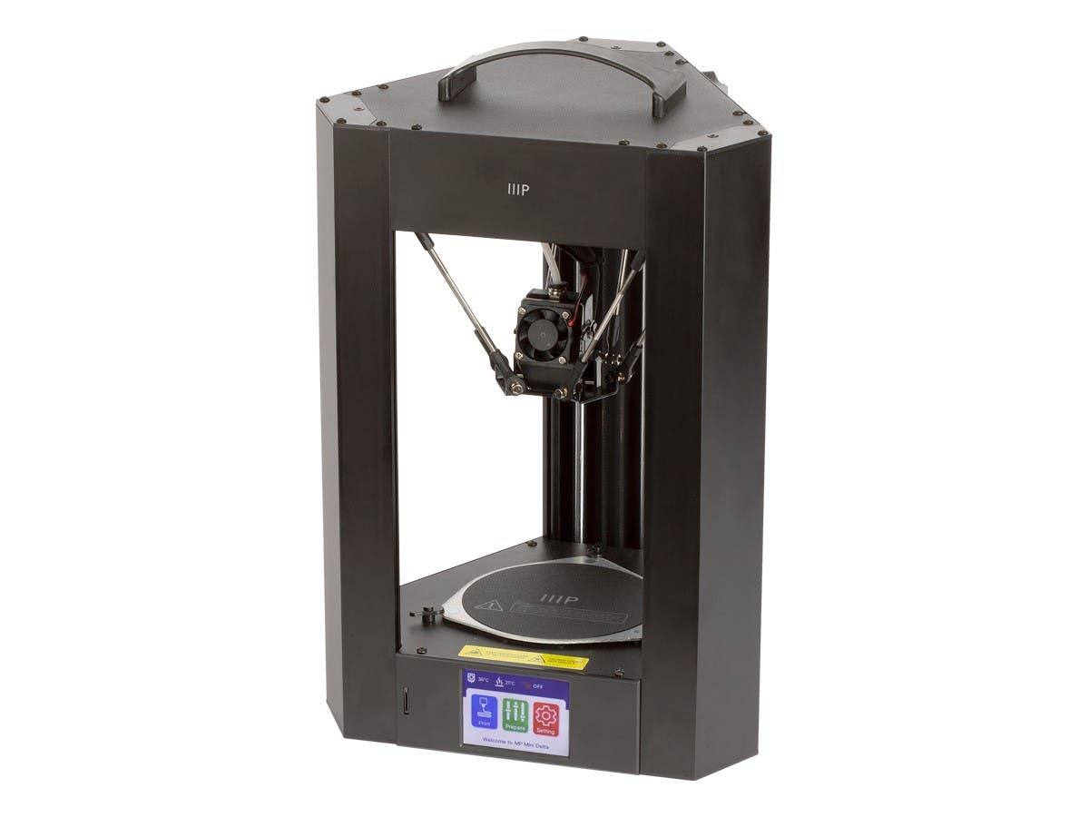 Monoprice MP Mini Delta 3D Printer *EURO* (Open Box)