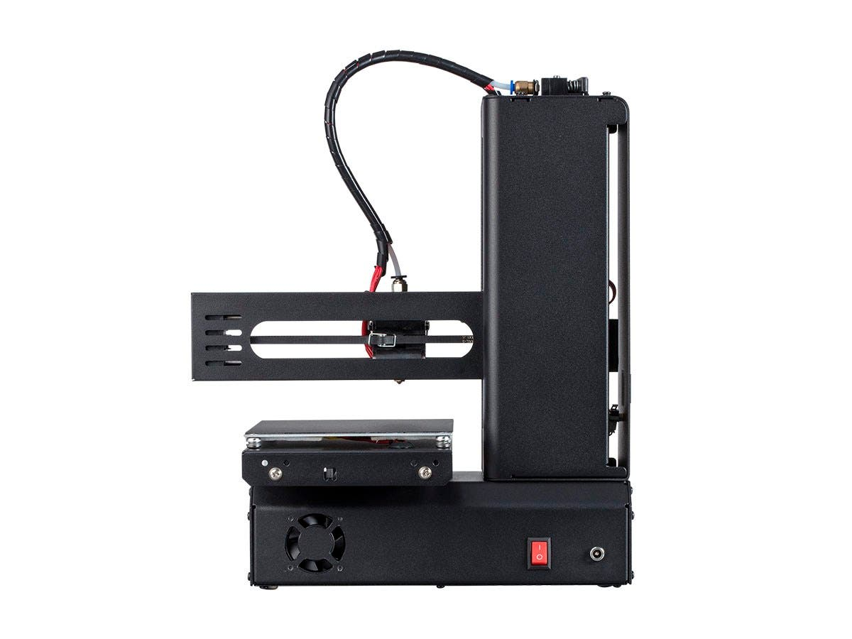 Select Mini V2 3D Printer with Heated Build Plate by Monoprice (EU Plug)