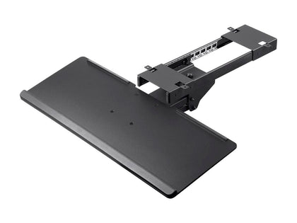 Workstream Adjustable Ergonomic Keyboard Tray With Full Size Platform by Monoprice
