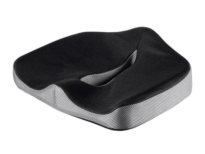 Workstream Memory Foam Ergonomic Seat Cushion Soft by Monoprice