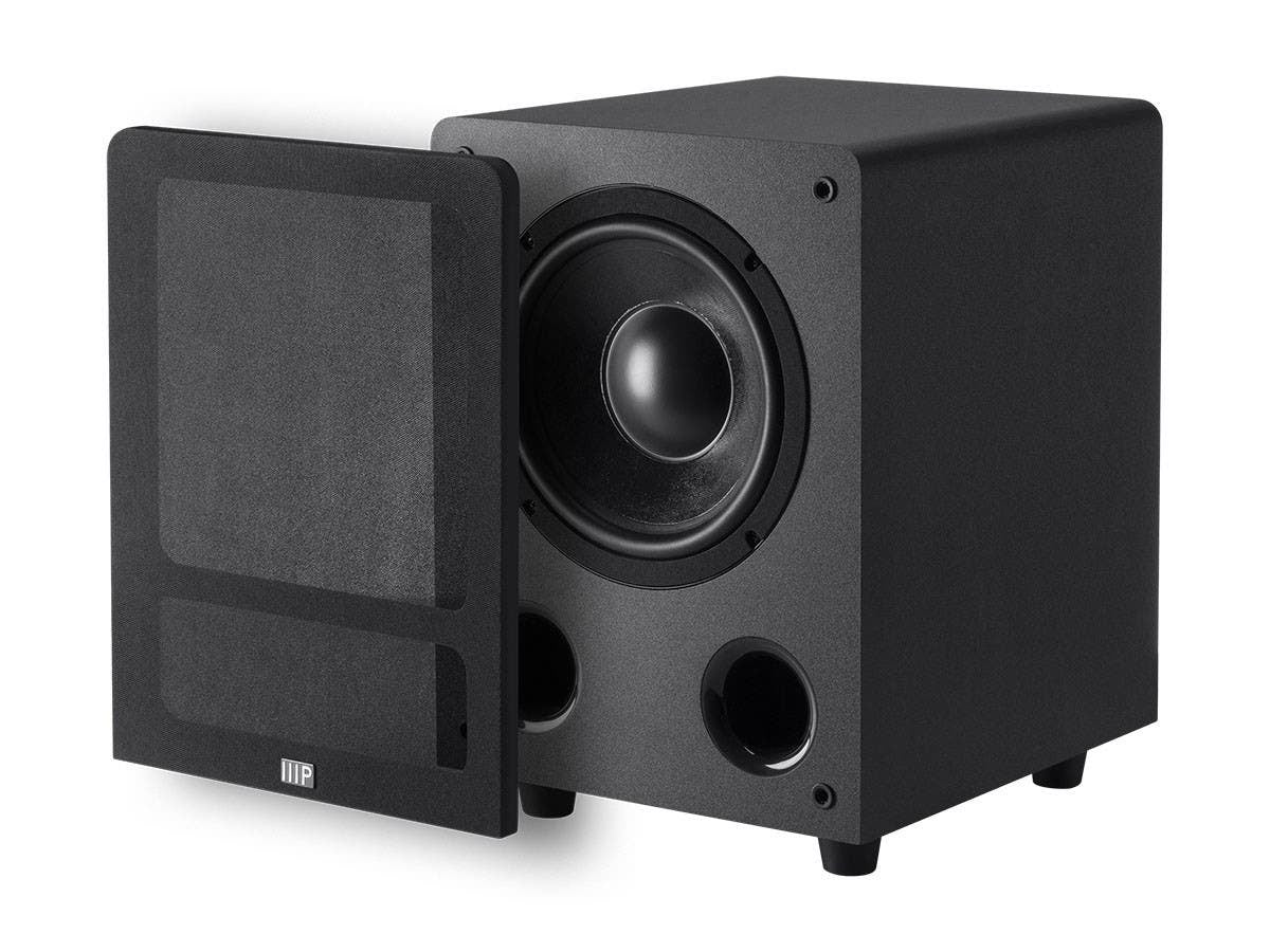 EU Premium Select 8-inch 200-Watt Subwoofer by Monoprice
