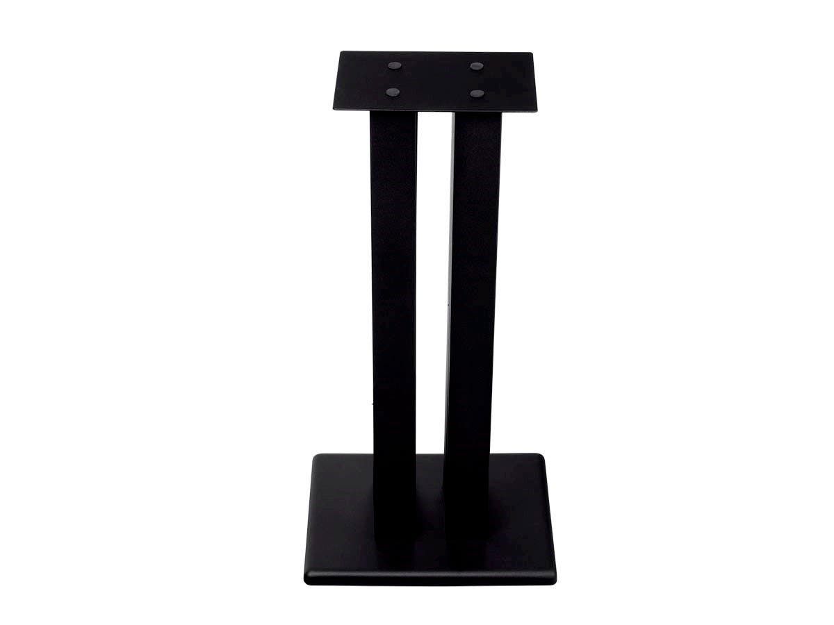 Monolith 81.28 cm Speaker Stand (Each) - Black | Supports 45 kg (100 lbs), Adjustable Spikes, Compatible With Bose, Polk, Sony, Yamaha, Pioneer and others by Monoprice