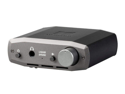 Monolith Liquid Spark Headphone Amplifier - by Alex Cavalli With RCA Input, Single 1/4 Output 1.3Watt@50R, 108dB by Monoprice