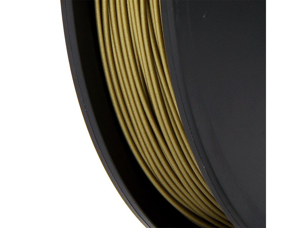 Specialty 3D Printer Filament Bronze Fill 1.75mm | 0.5kg/spool