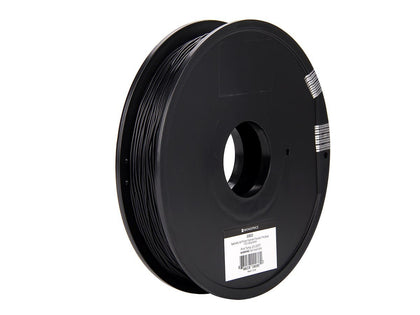 Monoprice MP Specialty 3D Printer Filament Flexible TPE - Black - 0.5kg/spool, 1.75mm Thick, Ideal Use For Action Figures, Gaskets, Cell Phone Cases Main Image