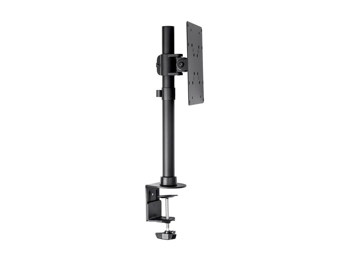 Adjustable Tilting Monitor Mount - Black | Compatible With Screens up to 42 Inch - Workstream Collection by Monoprice