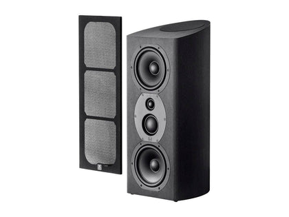 Monolith THX-365T THX Certified Ultra Dolby Atmos Enabled Mini-Tower Speaker (Each)  by Monoprice