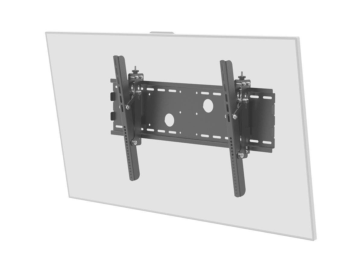 Monoprice Tilt TV Wall Mount Bracket For TVs 30in to 63in  Max Weight 165lbs  VESA Patterns Up to 750x450  UL Certified
