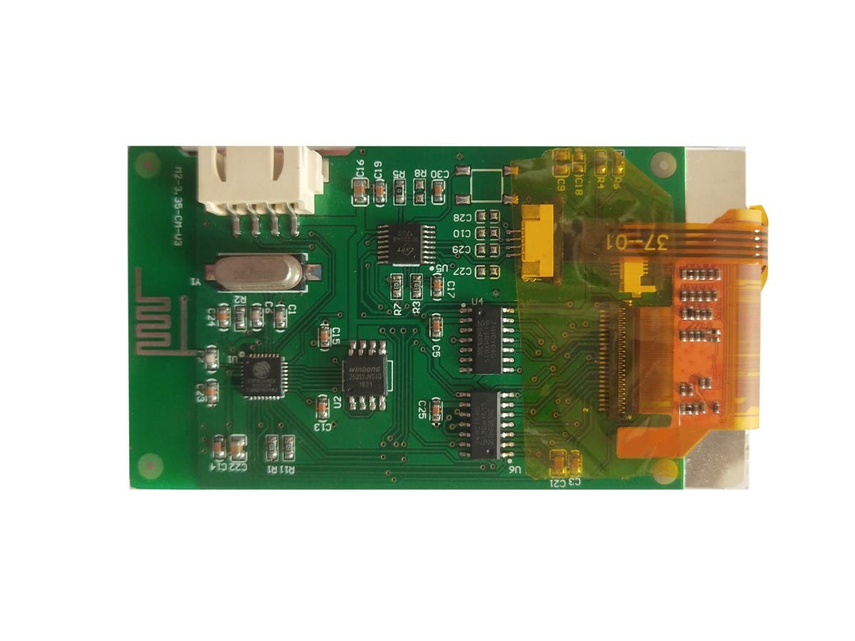 Monoprice Replacement Touchscreen Module for the MP10 and MP10 Mini 3D Printers (34437 and 34438)