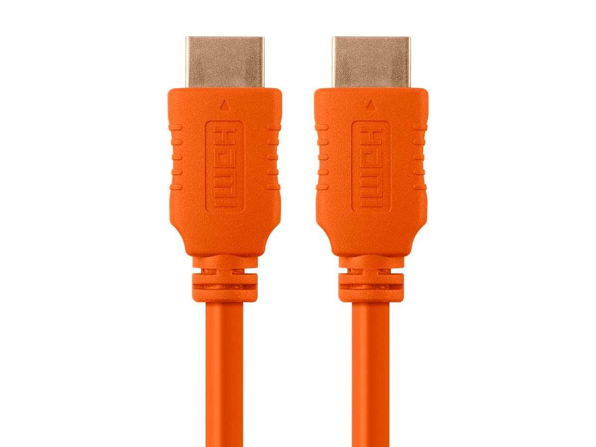 Select Series High Speed HDMI Cable - 4K@60Hz HDR 18Gbps YCbCr 4:4:4 28AWG by Monoprice