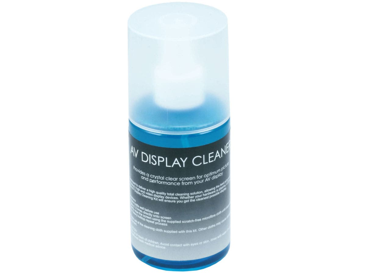 Universal Screen Cleaner (Large Bottle) for LCD & Plasmas TV  all Android and iOS Smartphones and Tablets by Monoprice