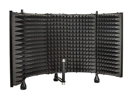 Stage Right by Monoprice Microphone Isolation Shield (EU / UK Version)