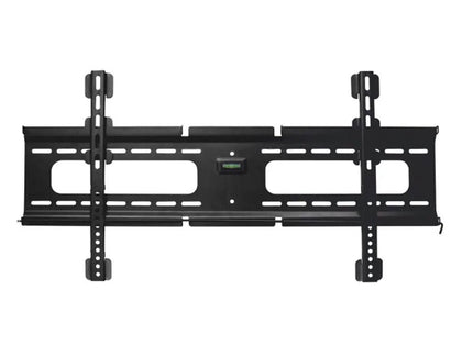 Monoprice Ultra-Slim Fixed TV Wall Mount Bracket For TVs 37in to 70in  Max Weight 165 lbs  VESA Patterns Up to 800x400  Security Brackets  Works with Concrete & Brick Main Image