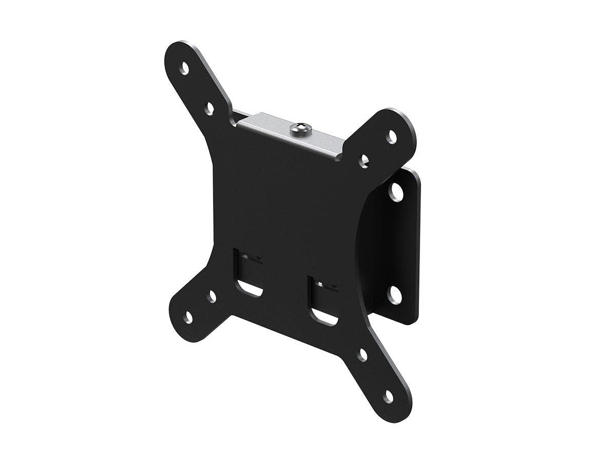 "Low Profile HDTV Wall Mount Bracket (max 30 lbs, 10~26"", VESA 75x75/100x100) by Monoprice"