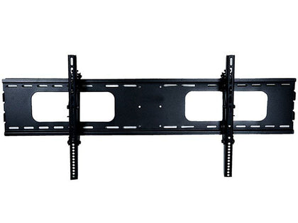 Titan Series Tilt Wall Mount For Extra Large 93cm - 177cm Inch TVs Displays, Max 74 kgs., 100x100 to 1050x450, Black, UL Certified Main Image