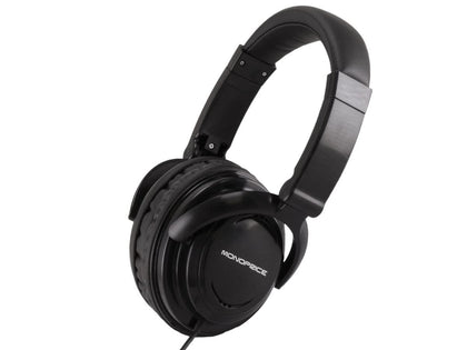 Monoprice Hi-Fi Light Weight Over-the-Ear Headphones Main Image