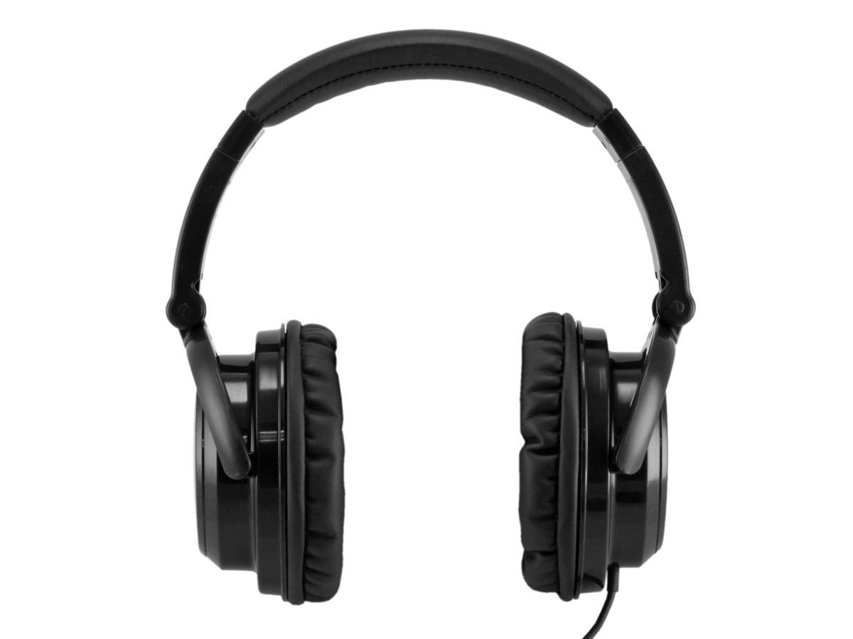 Hi-Fi Light Weight Over-the-Ear Headphones by Monoprice