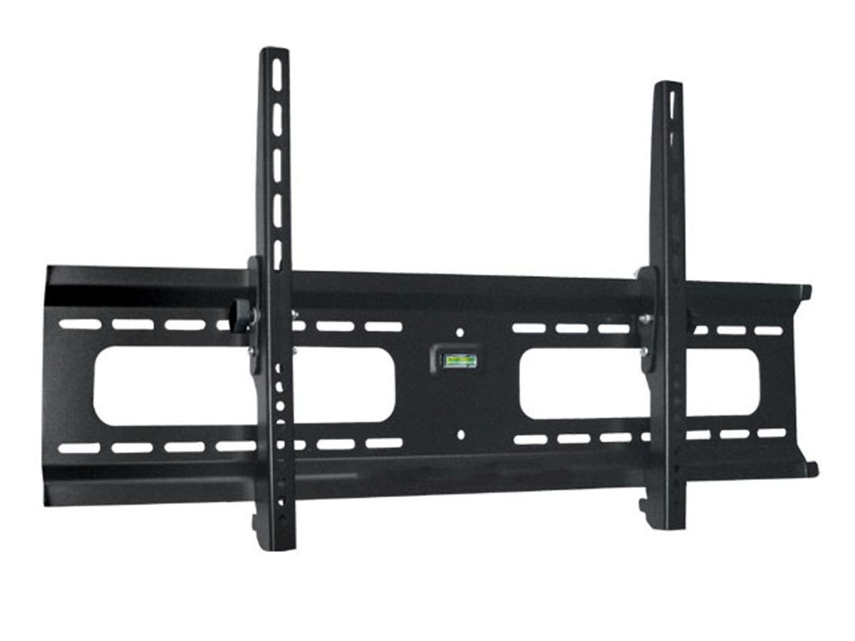 Monoprice Commercial Series Extra Wide Tilt TV Wall Mount Bracket - For TVs 37in to 70in, Max Weight 74,8 kg (165 lbs), VESA Patterns Up to 800x400, Works with Concrete & Brick, UL Certified