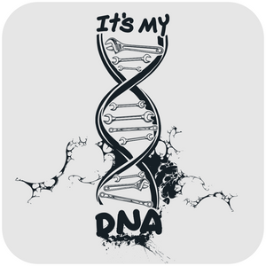 It's my DNA