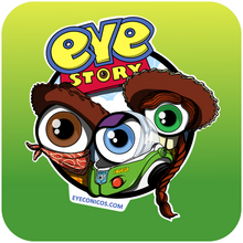 Load image into Gallery viewer, EYE STORY Hoodie