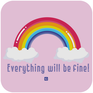everything will be fine Hoodie