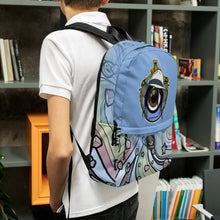 Load image into Gallery viewer, Eye MJ Backpack