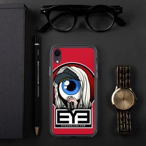 Ey_ M iPhone Case